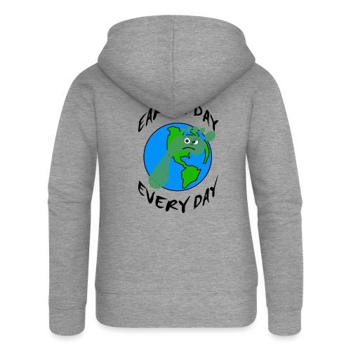 Earth Day Every Day - Frauen Premium Kapuzenjacke
