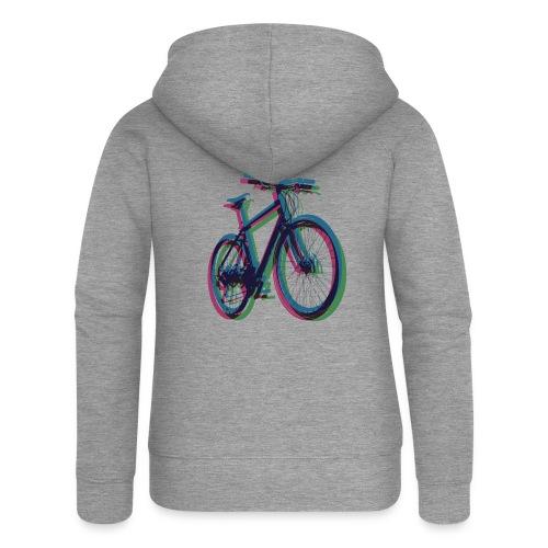 Bike Fahrrad bicycle Outdoor Fun Mountainbike - Women's Premium Hooded Jacket
