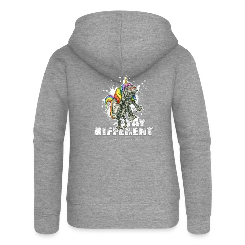 Stay Different - Imperial Unicorn - Frauen Premium Kapuzenjacke