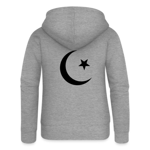 islam-logo - Women's Premium Hooded Jacket