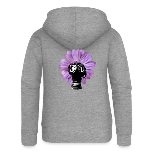 FleurMasque - Veste à capuche Premium Femme