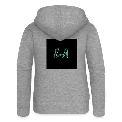 LA 2.P - Women's Premium Hooded Jacket