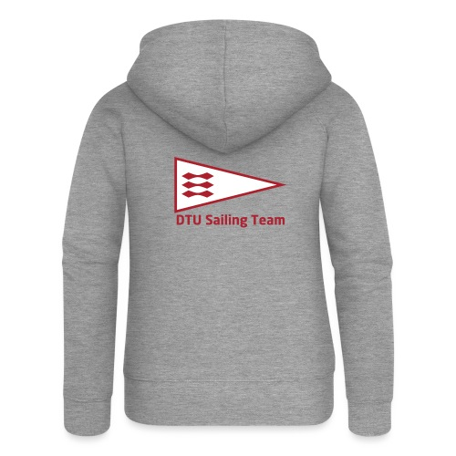DTU Sailing Team Official Workout Weare - Women's Premium Hooded Jacket