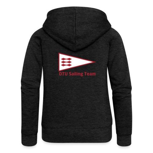 DTU Sailing Team Official Workout Weare - Women's Premium Hooded Jacket
