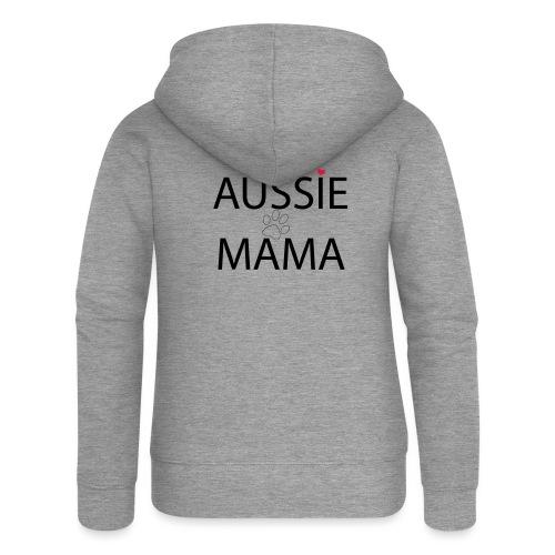 Aussie Mama - Frauen Premium Kapuzenjacke
