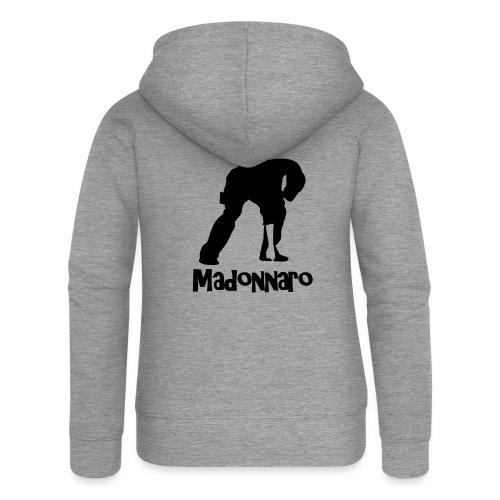 simpler version for logo - Women's Premium Hooded Jacket