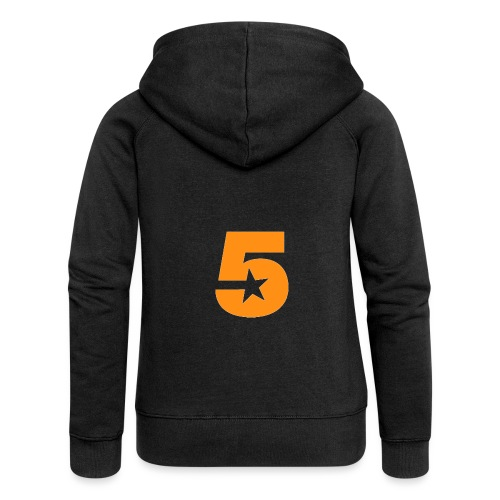 No5 - Women's Premium Hooded Jacket