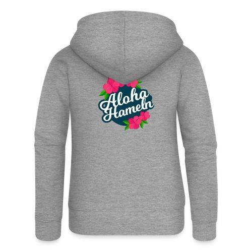 Aloha Hameln | Hawaii SunShine | - Frauen Premium Kapuzenjacke