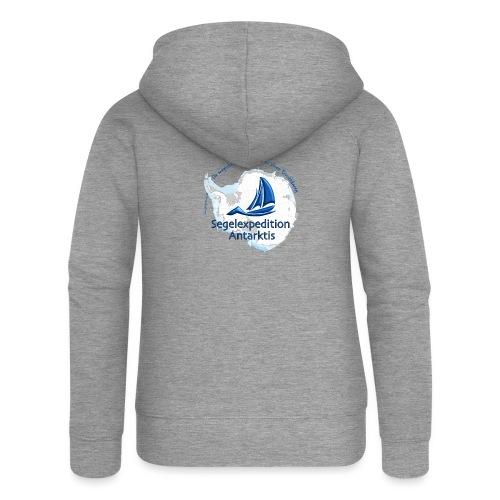 segelexpedition antarktis3 - Frauen Premium Kapuzenjacke