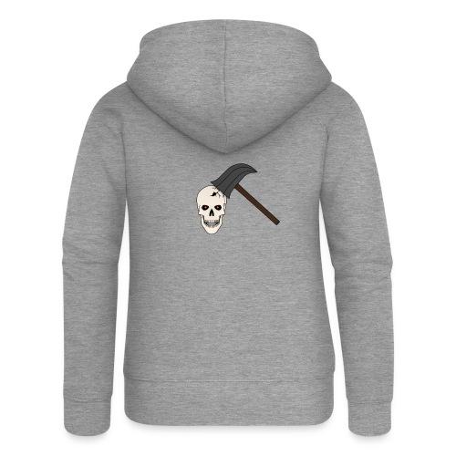 Skullcrusher - Frauen Premium Kapuzenjacke