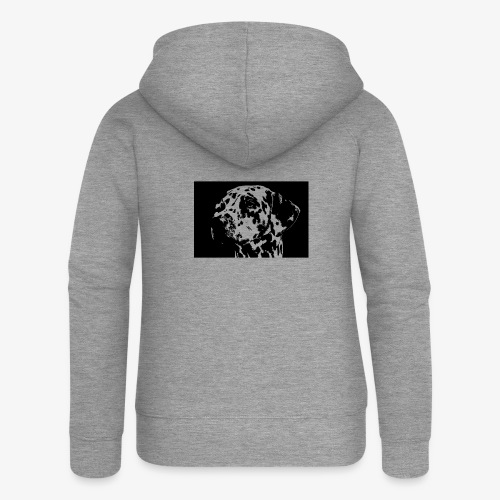 Dalmatian - Women's Premium Hooded Jacket