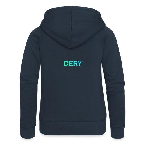 DERY - Frauen Premium Kapuzenjacke
