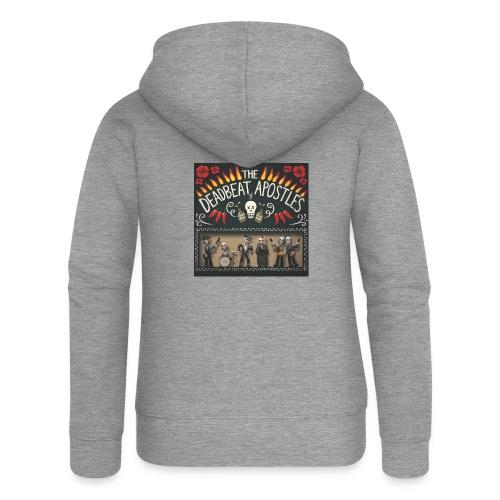 The Deadbeat Apostles - Women's Premium Hooded Jacket