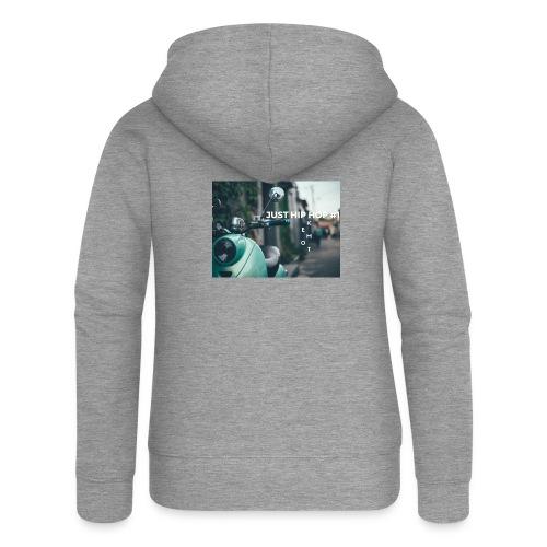 KEMOT_ - Rozpinana bluza damska z kapturem Premium