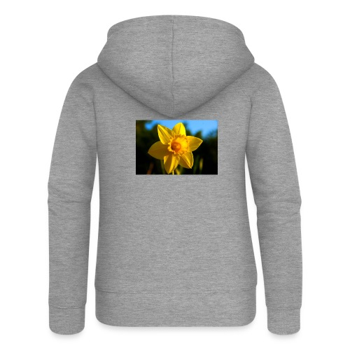 daffodil - Women's Premium Hooded Jacket