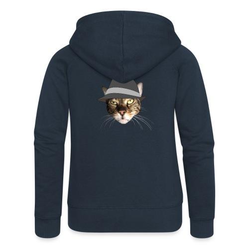 george hat - Women's Premium Hooded Jacket