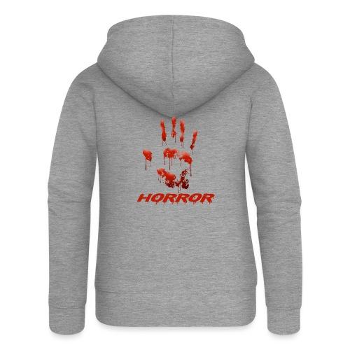 Horror - Women's Premium Hooded Jacket