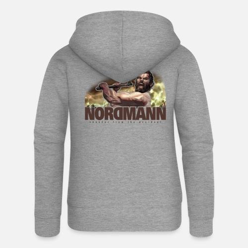 NORDMANN 2 - Frauen Premium Kapuzenjacke