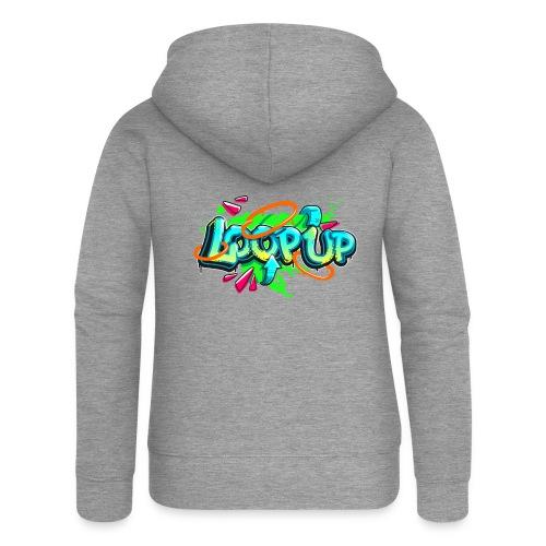 Loop up 4 - Frauen Premium Kapuzenjacke