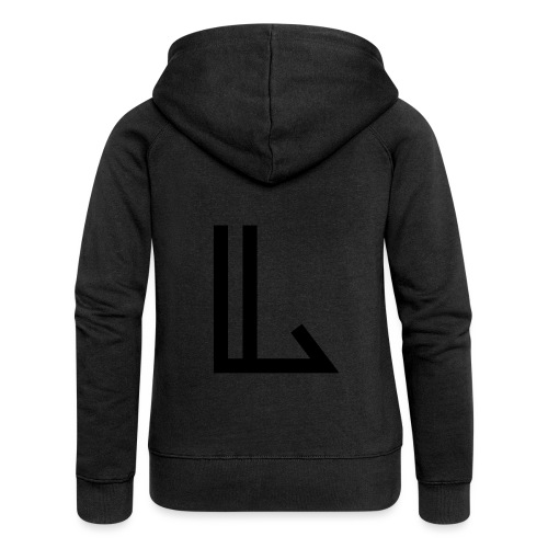 L - Women's Premium Hooded Jacket