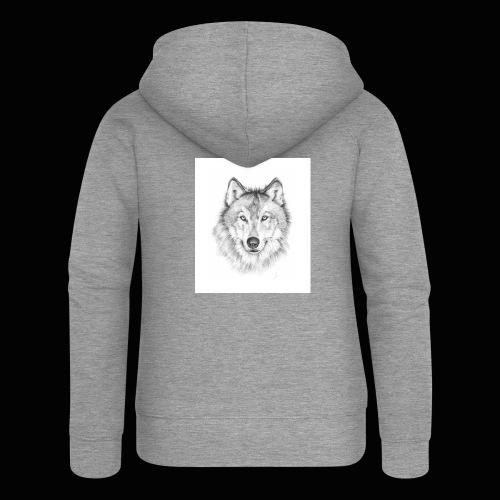 Wolf - Dame Premium hættejakke