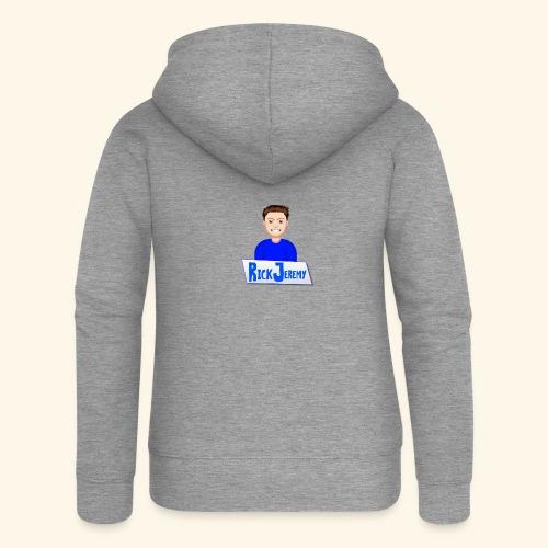 RickJeremymerchandise - Vrouwenjack met capuchon Premium