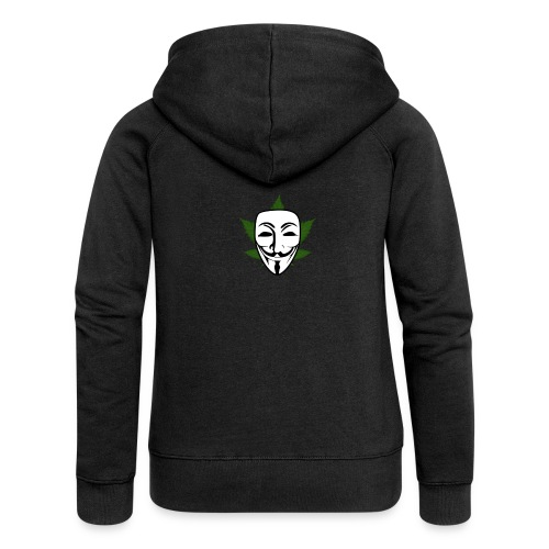 Anonymous - Vrouwenjack met capuchon Premium