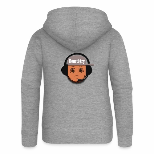 Dons logo - Women's Premium Hooded Jacket