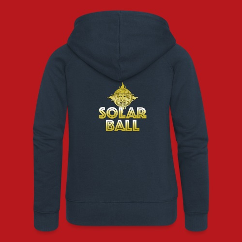 Solar Ball - Veste à capuche Premium Femme