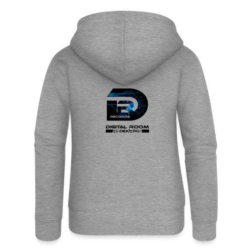 Digital Room Records Official Logo effect - Women's Premium Hooded Jacket