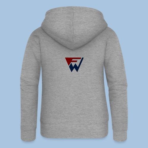 FW Logo - Women's Premium Hooded Jacket