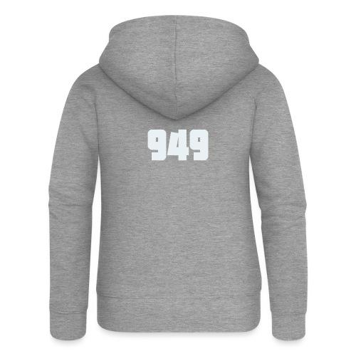949withe - Frauen Premium Kapuzenjacke