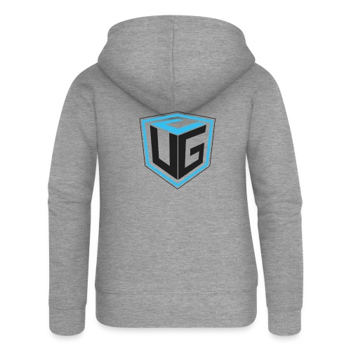Ultimate Gaming Community Cube - Frauen Premium Kapuzenjacke