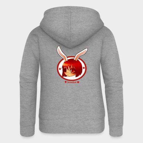 Geneworld - Bunny girl pirate - Veste à capuche Premium Femme