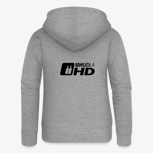 UHUDLA HD – extended Vision - Frauen Premium Kapuzenjacke
