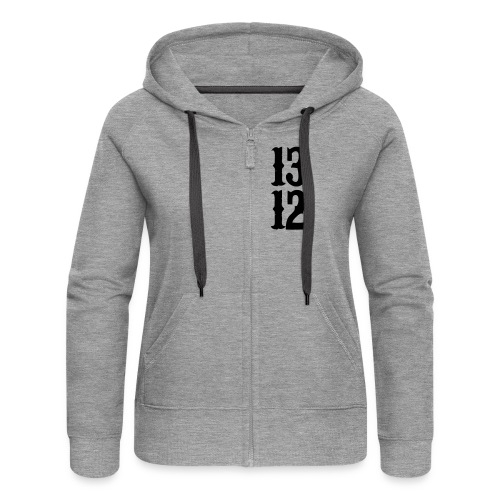 1312 - Frauen Premium Kapuzenjacke