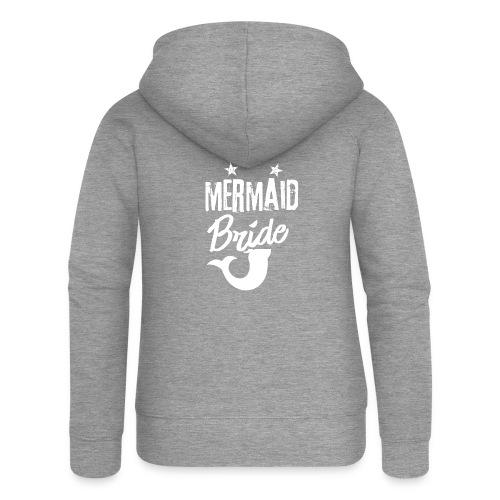 Meerjungenfrau Braut - Frauen Premium Kapuzenjacke