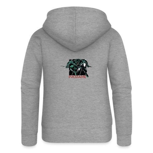 PantherWarrior - Frauen Premium Kapuzenjacke