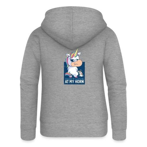 unicorn - Frauen Premium Kapuzenjacke