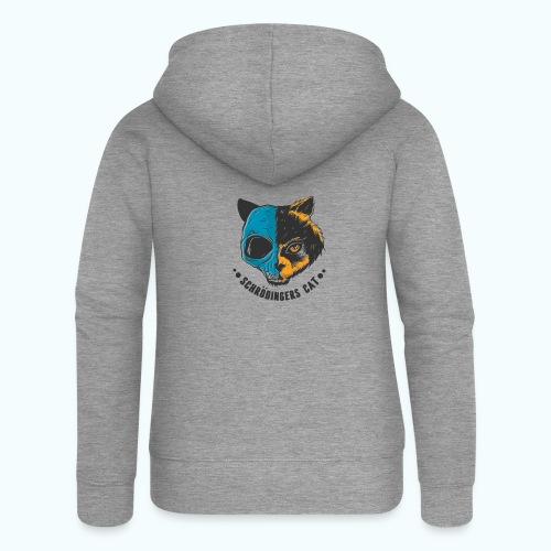 Schrödinger's Cat - Women's Premium Hooded Jacket
