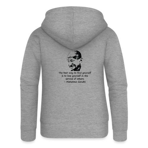 Find Yourself - Women's Premium Hooded Jacket