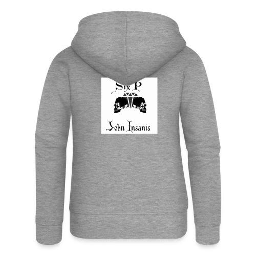 Six P & John Insanis New T-Paita - Naisten Girlie svetaritakki premium