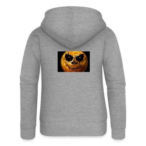Halloween Mond Shadow Gamer Limited Edition - Frauen Premium Kapuzenjacke