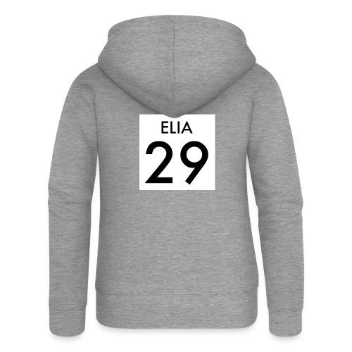 29 ELIA - Frauen Premium Kapuzenjacke
