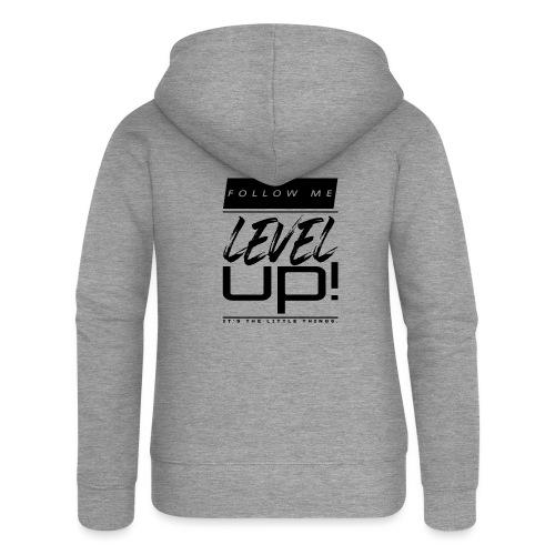 Level Up! Shirt Auto Tuning - Frauen Premium Kapuzenjacke