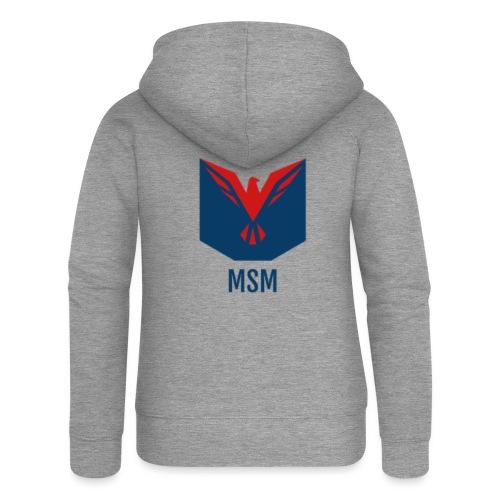 MSM ORIGINAL - Dame Premium hættejakke