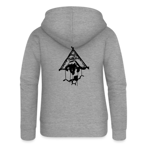 Killuminati Symbol - Frauen Premium Kapuzenjacke
