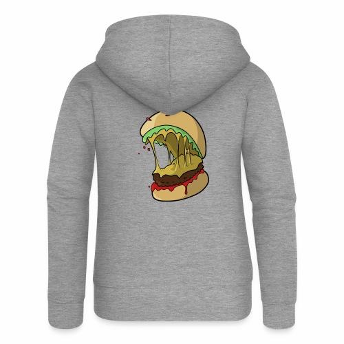 Frankenburger - Women's Premium Hooded Jacket