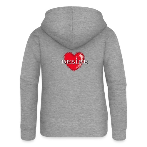 Desire Nightclub - Women's Premium Hooded Jacket