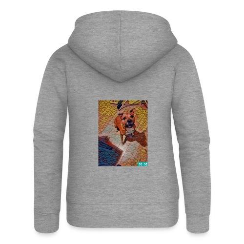 Foxy in kleur - Vrouwenjack met capuchon Premium